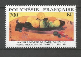 Timbre De Polynésie Française Neuf** N 385 - Polinesia Francese