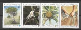 Timbre De Polynésie Française Neuf ** N 489/ 492 - Polinesia Francese