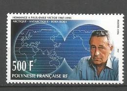 Timbre De Polynésie Française Neuf ** N 502 - Polinesia Francese