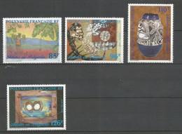 Timbre Polynésie Française En Neuf ** N 549/522 - Polinesia Francese