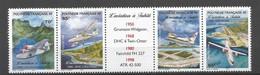 Timbre Polynésie Française En Neuf ** N 556/559 - Polinesia Francese
