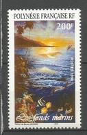 Timbre De Polynésie Française En Neuf ** N 570 - Polinesia Francese