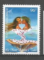 Timbre De Polynésie Française En Neuf ** N 578 - Polinesia Francese
