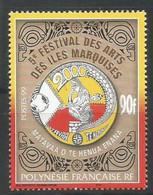 Timbre De Polynésie Française En Neuf ** N 609 - Polinesia Francese