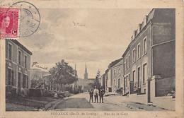 RODANGE - Rue De La Gare - Ed. P. Houstraas 6. - Rodange