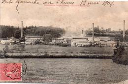CPA Environs De Laigle (Orne) Usine De Boisthorel - Autres Communes