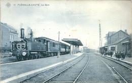 FLEMALLE-HAUTE La Gare - Flémalle