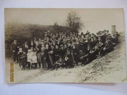 Männer Frauen Kinder, Fotokarte 1921 Aus Mayen (19019) - Deutschland