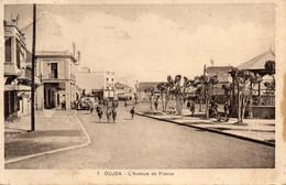 - OUJDA - L'Avenue De France - - Other