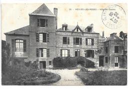 Cpa...Veules-les-Roses...villa Du Casino...1908... - Veules Les Roses