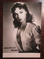Francoise Arnoul - French Actress - Mujeres Famosas