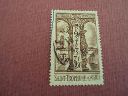 """1935   - Timbre Oblitéré N°  302   """"  St Trophisme  """"  """" Le Havre""""        Net  1.50 - Frankreich"""