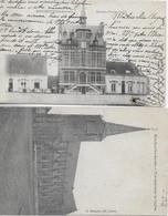 Bouchout-lez-Anvers / Boechout - 1902/... - 2 Kaarten - *347* - Böchout