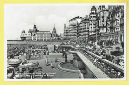 * Oostende - Ostende (Kust - Littoral) * (Nels Bromurite, Ern Thill) Promenade Albert I Et Casino Kursaal, Digue, Plage - Oostende