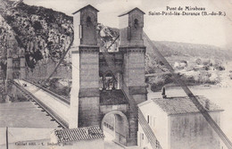 13  Saint  Paul Les Durance  Pont De Mirabeau - Altri Comuni