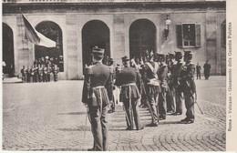 N°5588 R -cpa Vatican -Roma -Giuramento Della Guardia Palatina - Vaticano