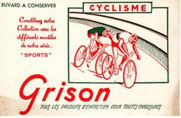 BUVARD GRISON CYCLISME - Bikes & Mopeds