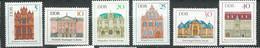 Allemagne Orientale -DDR -  Série  Yvert N° 1130 à 1135  ** 6 Valeurs Neuves Sans Charnière  -  PA 20006 - Unused Stamps