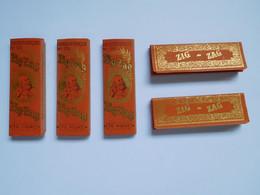 Papier à Rouler Vintage ZIG ZAG 75 Hojas - Sigarette - Accessori