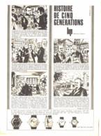 "PUB MONTRES  "" LIP  ""   1962  ( 18 ) - Altri"