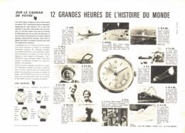 "PUB MONTRES  "" LIP  ""   1962  ( 20 ) - Altri"
