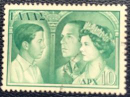Greece - Griekenland - P3/21 - (°)used - 1957 - Michel 667 - Griekse Koningen En Koninginnen - Cat € 5,50 - Gebraucht