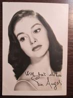 Pier Angeli - Italian Actress - Beroemde Vrouwen