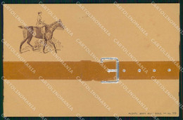 Cavallo Sidesaddle Lady Cheval Horse Pferd Relief Mary Mill 119 Cartolina KF6263 - Pferde