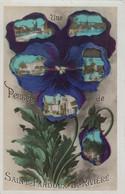 CPA    SAINT PARDOUX LA RIVIERE    Une Pensée De ......  1910 - Frankreich