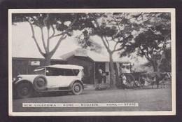 CPA Nouvelle Calédonie Non Circulé KONE Commerce Voiture Automobile - New Caledonia