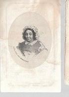 30 09/ 07/   ° LEDE  1804 + 1864 ANGELINE REINE COPPENS GRIFFIER HOF VAN BEROEP...   LITH.HEMELSOET - Godsdienst & Esoterisme