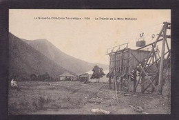 CPA Nouvelle Calédonie Non Circulé VOH Mine - New Caledonia