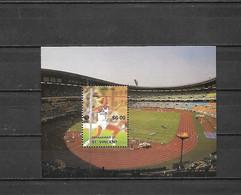 Olympic Games 1988 , St Vincent - Blok  Postfris - Estate 1988: Seul