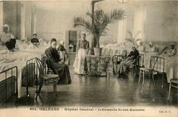 Orléans * Hôpital Général* Infirmerie St Euverte - Orleans