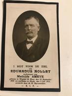 Nollet Eduard Sint-Eloois-Winkel Heule - Old Paper