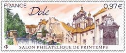 Timbre Neuf** MNH France 2020 : Salon Philatélique De Dôle - Unused Stamps