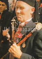 Die Schwabische Alb - Schwabischer Bauer Beim Schaferlauf In Urach - Folk Costumes - 1980 - Germany - Used - Trachten