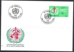 Yv F.D.C. Service 464 O.M.S. - FDC