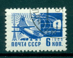 URSS 1966 - Y & T N. 3164 - Série Courante (Michel N. 3283 X) - Used Stamps