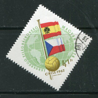 HONGRIE- Y&T N°1511- Oblitéré - 1962 – Chili