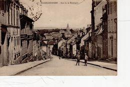 Sarreguemines Rue De La Montagne (avant 1924 - Sarreguemines