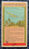 Image Semelles BERGOUGNAN ( Michelin ) Clermont-Fd - Géographie Universelle - N° 130 Archipels Des ANTILLES Cuba Haïti.. - Otros