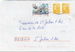 France N° 4564 Et 4226 Y. Et T. Flamme Muette France 31???A Du 21/09/2011 - 1961-....