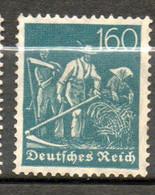 ALLEMAGNE Agriculteurs 1922 N° 173 - Neufs