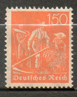 ALLEMAGNE  Agriculteurs 1921 N° 172 - Neufs