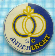 USSR / Badge / Soviet Union / Football Royal Sporting Club Anderlecht . Belgium. 1970-80s - Calcio