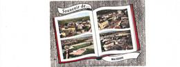 Souvenir De Malissard.4 Vues. - Frankreich