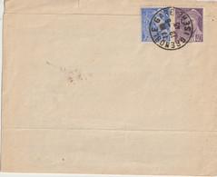 38  Chambre  Syndicale Des Maitres Teinturiers-Degraisseurs De L'isere Adressé A Mr LAFFAY  Grenoble En 1943 - Gewerkschaften