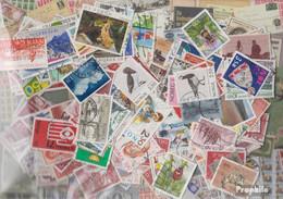 Norwegen Briefmarken-200 Verschiedene - Norwegen