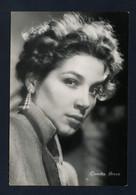 Cartolina Cinema - Cosetta Greco - Actors